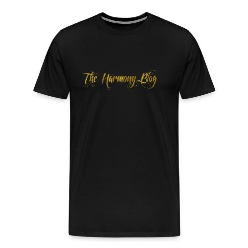 The Harmony Blog - Men's Premium T-Shirt