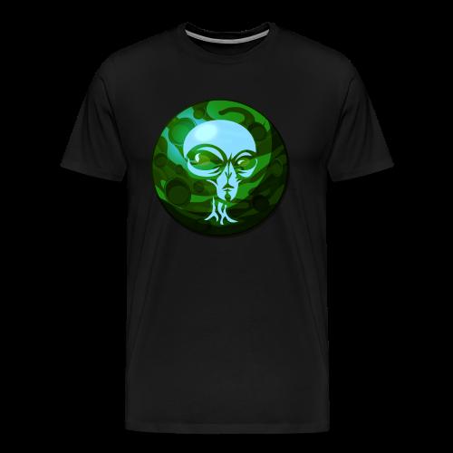 MarshynsWrld DvNk Green - Men's Premium T-Shirt