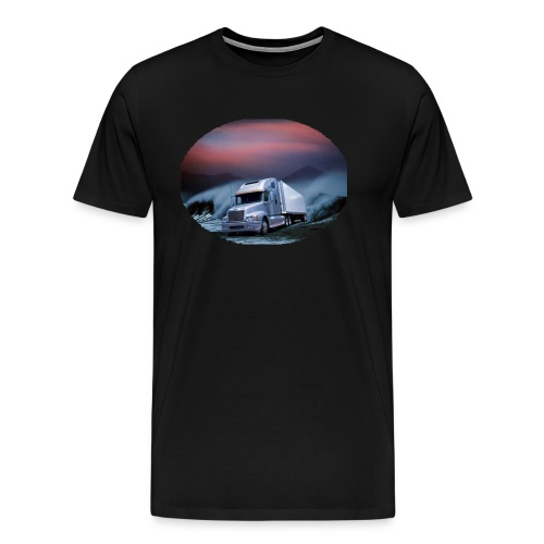 Wave - Men's Premium T-Shirt