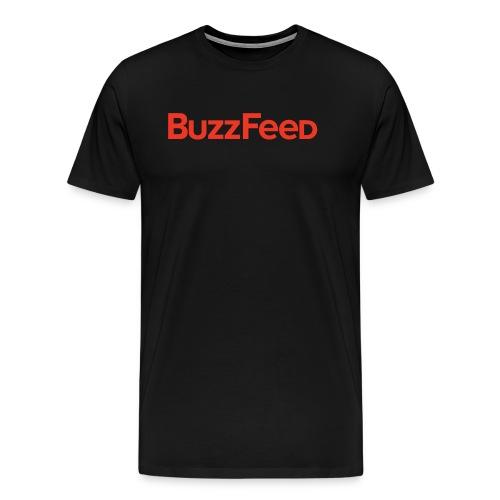 BuzzFeed Logo - Men's Premium T-Shirt