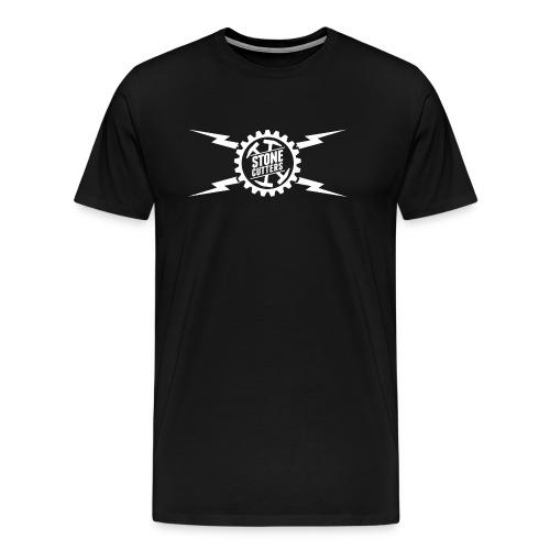 Stone Cutters regular logo - Men's Premium T-Shirt
