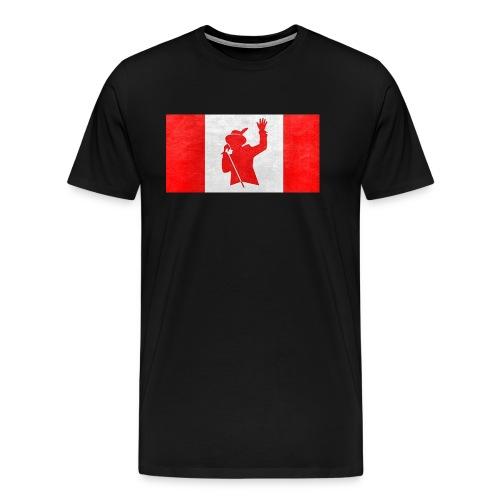 gord downie - Men's Premium T-Shirt