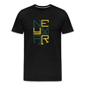 Neymar T Shirt Design - Men's Premium T-Shirt