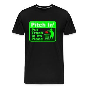 Trash MAGA - Men's Premium T-Shirt