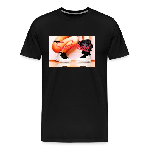Sneaker head - Men's Premium T-Shirt