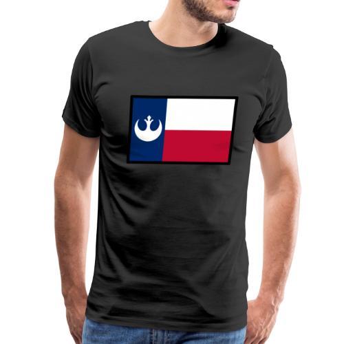 Lone Star Rebellion | Star Wars | Texas - Men's Premium T-Shirt