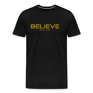 Believe it's Possible - Men's Premium T-Shirt