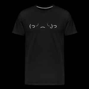 Sad Kaomoji - Men's Premium T-Shirt