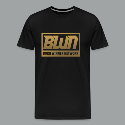 BWN (Gold) - Men's Premium T-Shirt