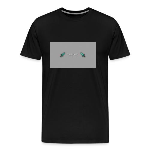 Gaming20MC swords - Men's Premium T-Shirt