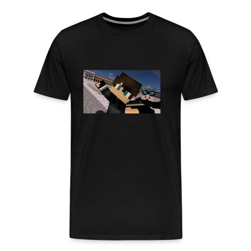 aroundtheglobeportugal - Men's Premium T-Shirt