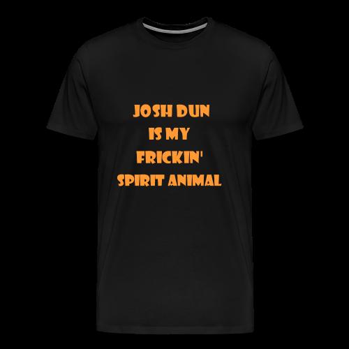 Josh Dun Is My Spirit Animal - Men's Premium T-Shirt