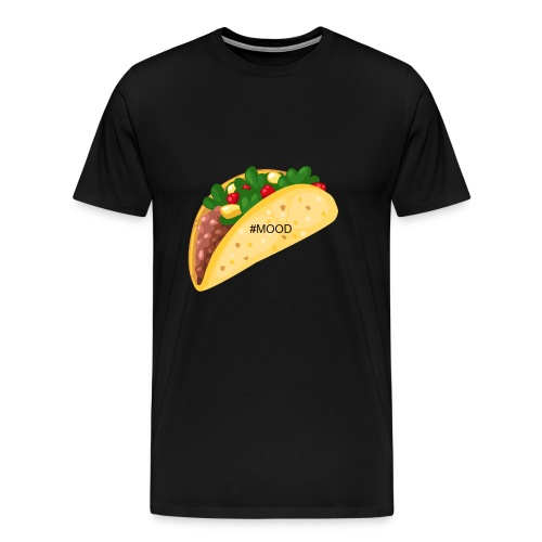 Mood Taco Tee - Men's Premium T-Shirt