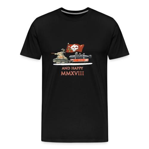 AVGVRI - Men's Premium T-Shirt