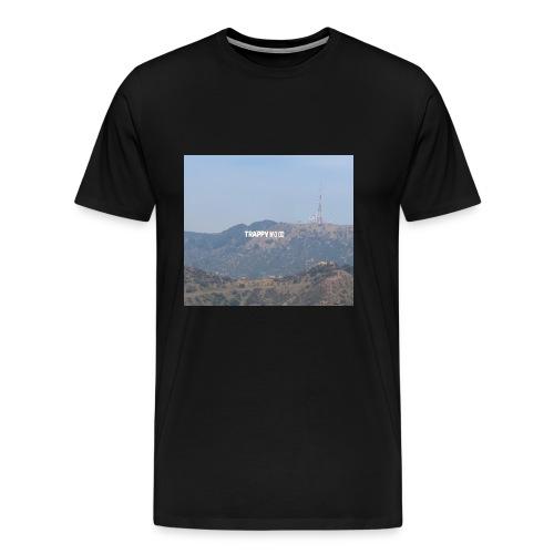 Trappywood Hills - Men's Premium T-Shirt