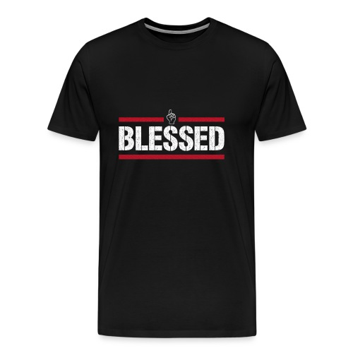 Blessed Tee - Men's Premium T-Shirt