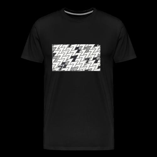 seven - Men's Premium T-Shirt