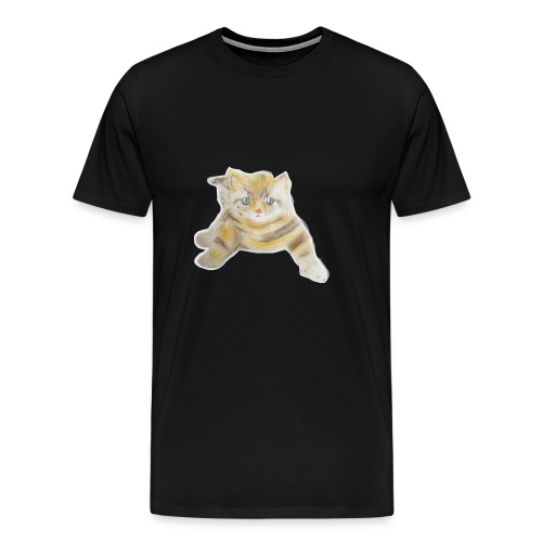 sad boy - Men's Premium T-Shirt