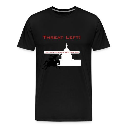 The Millennials Are Coming! - Men's Premium T-Shirt