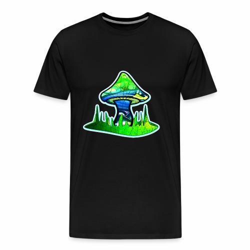 Mushroom magic - Men's Premium T-Shirt