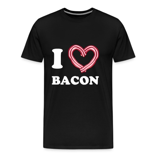 I L Bacon - Men's Premium T-Shirt