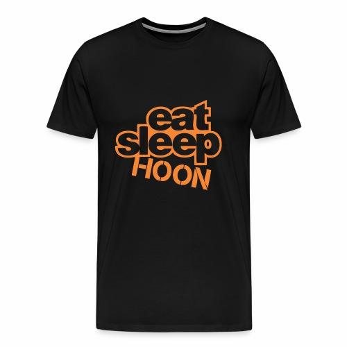 Eat Sleep Hoon - Men's Premium T-Shirt