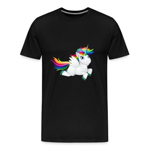Unicornio 06 - Men's Premium T-Shirt