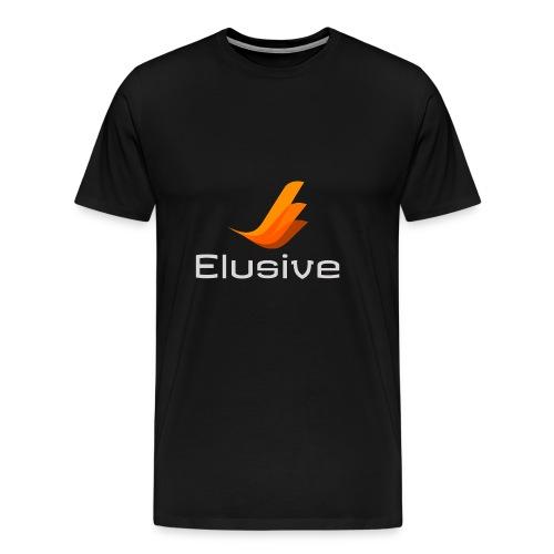 Elusive White - Men's Premium T-Shirt