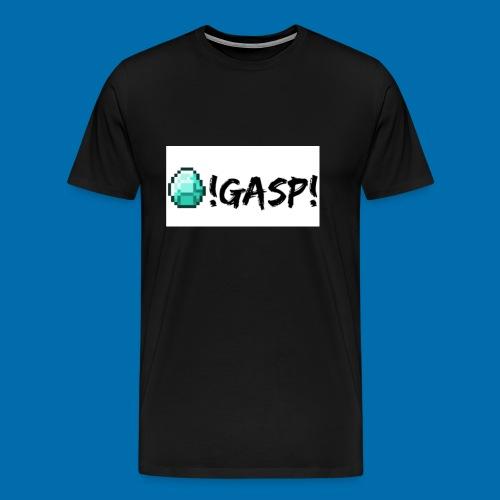 Diamond Gasp! - Men's Premium T-Shirt