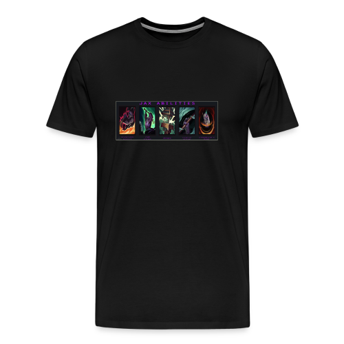 Jax Abilities By Taylor Lee - Men's Premium T-Shirt