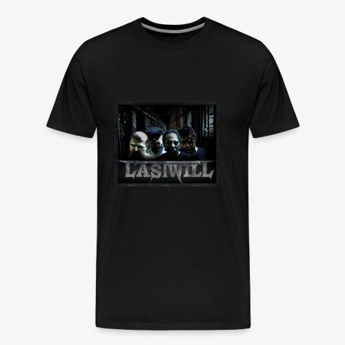 Last Will Zombie Shirt - Men's Premium T-Shirt