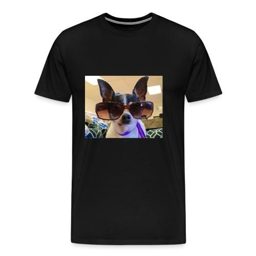 Daisy Glasses - Men's Premium T-Shirt