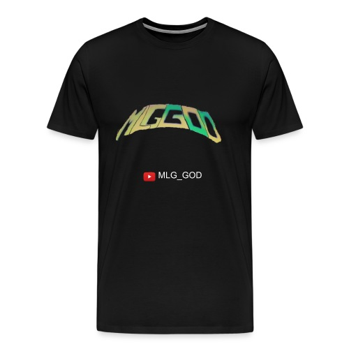 MLG GOD MERCH - Men's Premium T-Shirt