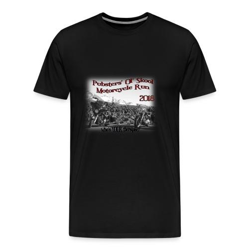 Official Design 4 - Men's Premium T-Shirt