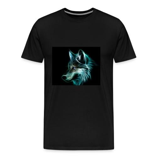 WolfShock - Men's Premium T-Shirt