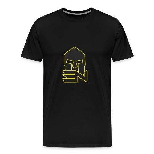 EDGE_LOGO_2-0 - Men's Premium T-Shirt