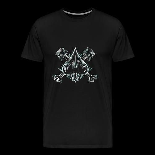 Two Pistons - Men's Premium T-Shirt