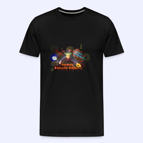 he loves You - Men's Premium T-Shirt