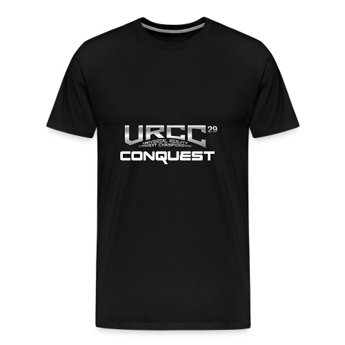 URCC 29 Conquest - Men's Premium T-Shirt