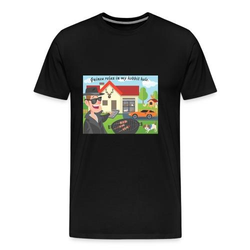 The Servant Automator - Men's Premium T-Shirt