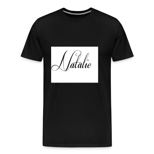 Natalie - Men's Premium T-Shirt
