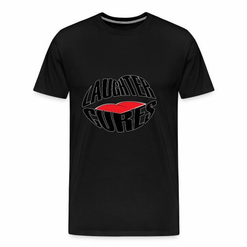 laughterBIG - Men's Premium T-Shirt