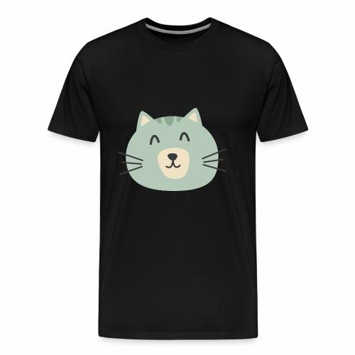 Cathy Kitty - Men's Premium T-Shirt
