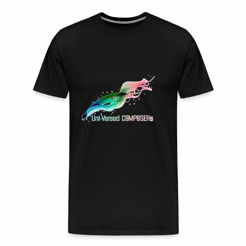 Uni-Versed COMPOSERs - Men's Premium T-Shirt
