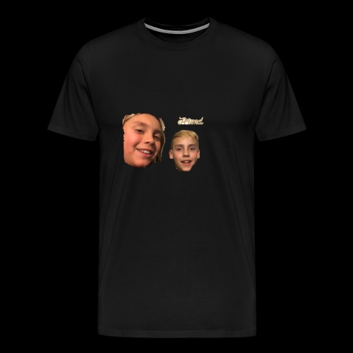 Faces - Men's Premium T-Shirt