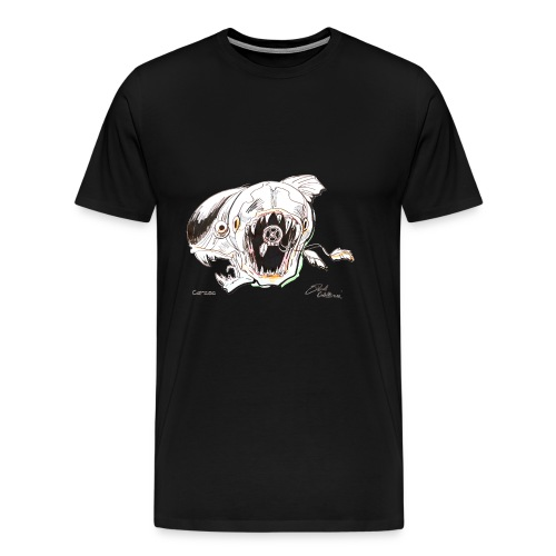 Video Fish - Men's Premium T-Shirt