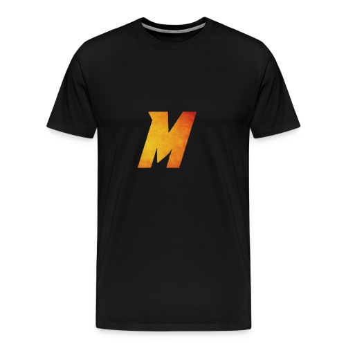Minergoldplayz lava-edition - Men's Premium T-Shirt