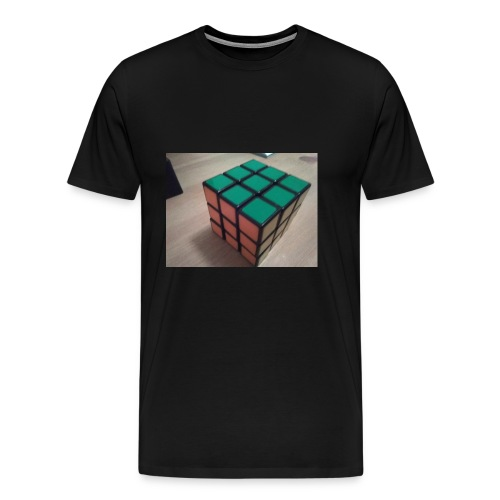 My Puzzle Cube - Men's Premium T-Shirt