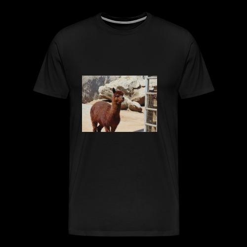 Alpaca - Men's Premium T-Shirt