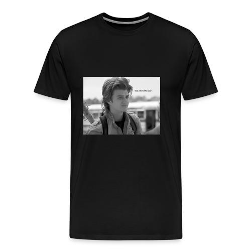 babysitter of the year - Men's Premium T-Shirt